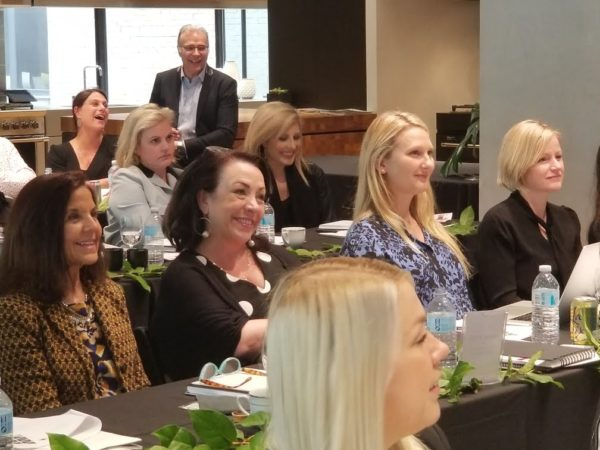Julia Molloy provides business training to interior designers