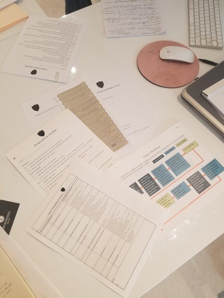Julia Molloy provides best practices for interior designers